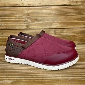 LLBean Waterproof Insulated Sneaker